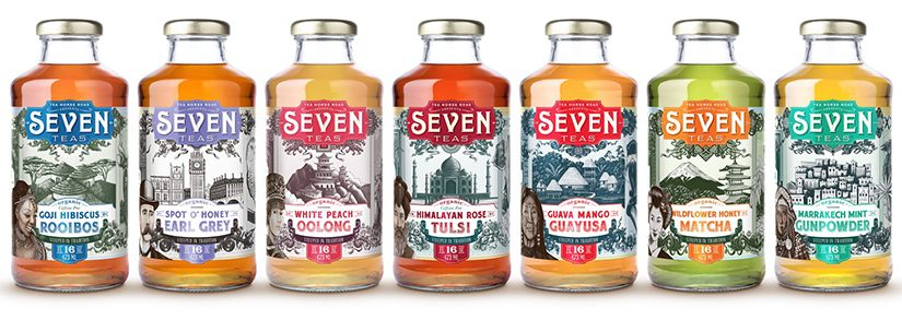 Seven Teas